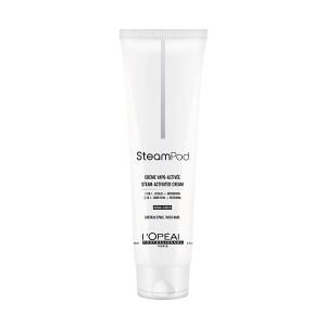 SteamPod L'oreal Professional Steam-Activated Cream Крем для густых волос нового поколения 150 мл