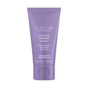 ALTERNA CAVIAR ANTI-AGING Multiplying Volume Shampoo Шампунь для объема с экстрактом икры 40 мл