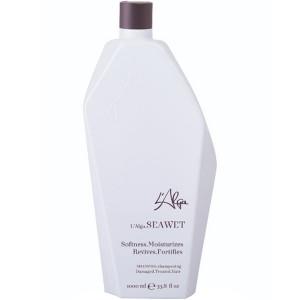 LAlga Seawet Softness Shampoo Оздоравливающий шампунь для волос 1 л