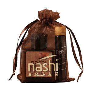 Nashi Argan Pochette Travel Set Дорожный набор для волос