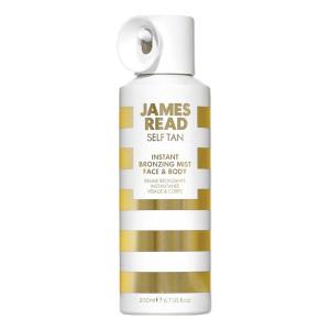 James Read Self Tan Instant Bronzing Mist Face & Body Спрей-автозагар для лица и тела 200 мл