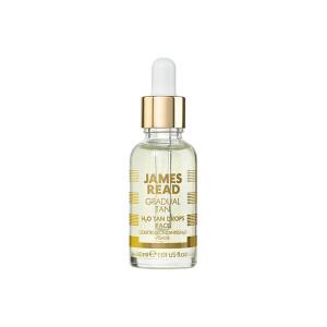 James Read Gradual Tan H2O Tan Drops Face Капли-концентрат для лица - освежающее сияние 30 мл
