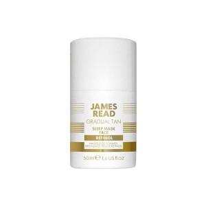 James Read Gradual Tan Sleep Mask Face With Retinol Ночная маска для лица уход и загар с ретинолом 50 мл