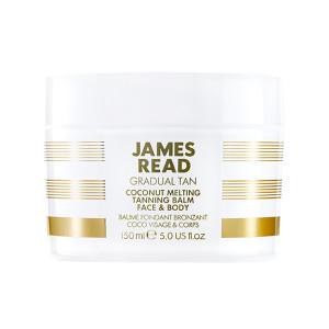 James Read Gradual Tan Coconut Melting Tanning Balm Face & Body Кокосовый бальзам с эффектом загара 150 мл