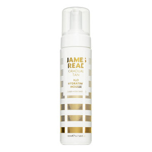 James Read Gradual Tan H2O Hydrating Mousse Аква-мусс для загара 200 мл