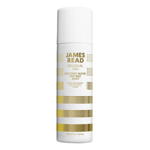 James Read Gradual Tan Coconut Water Tan Mist Body Кокосовая вода-спрей с эффектом загара 200 мл
