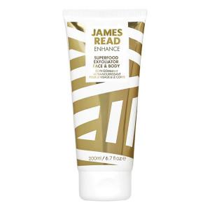 James Read Enhance Superfood Exfoliator Face & Body Крем-скраб для лица и тела 200 мл