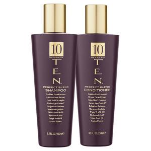 ALTERNA 10 The Science of Ten Duo Set Набор средств по уходу за волосами 10 активных компонентов 500 мл