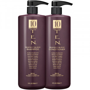 ALTERNA 10 The Science of Ten Duo Set Набор средств по уходу за волосами 10 активных компонентов 1840 мл