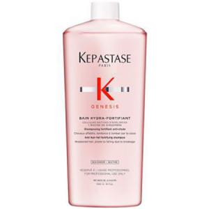 Kerastase Genesis Bain Hydra-Fortifiant Укрепляющий шампунь от выпадения для ломких и тонких волос 1 л