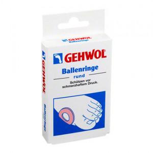 Gehwol Ballenringe Rund Накладки кольца круглые 6 шт