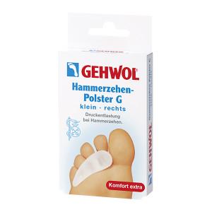 Gehwol Hammerzehen Polster Подушечка под пальцы ног правая 1 шт