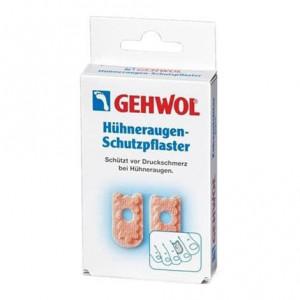Gehwol Huhneraugen-Pflaster Мозольный пластырь 8 шт