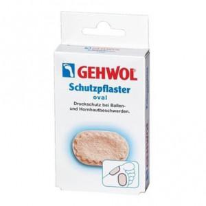 Gehwol Schutzpflaster Oval Овальный защитный пластырь 4 шт