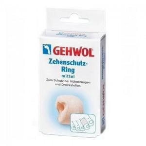 Gehwol Zehenschutzring G Mittel Кольца защитные средние 2 шт