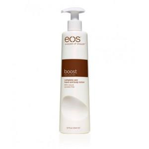 EOS Boost Hand and Body Lotion Увлажняющий лосьон для рук и тела