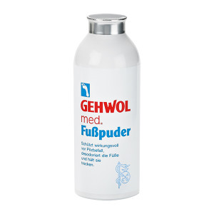 Gehwol Med Fuss Puder Пудра для ног и обуви 100 г