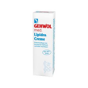 Gehwol Med Lipidro Cream Крем гидробаланс для сухой и чувствительной кожи ног 40 мл