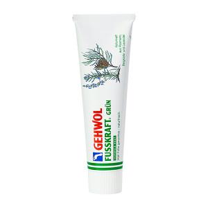 Gehwol Fusskraft Grun Зеленый бальзам для дезинфекции и предотвращения грибковых заболеваний 125 мл