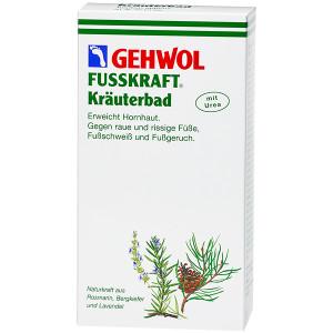 Gehwol Fusskraft Krauterbad Травяная ванна 400 г