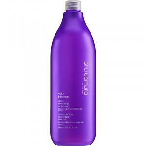 Shu Uemura Yubi Blonde Glow Revealing Shampoo Шампунь для сияния светлых волос 980 мл