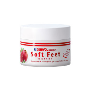 Gehwol Fusskraft Soft Feet Butter Крем-масло с Гранатом 100 мл