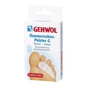 Gehwol Hammerzehenpolster G Гель-подушка под пальцы ног левая 1 шт