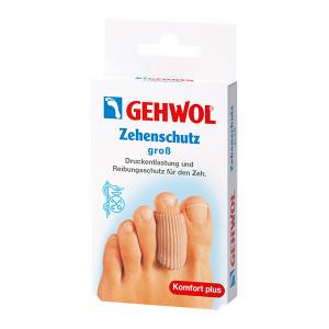 Gehwol Zehenschutz Gros Большое защитное кольцо для пальцев ног 2 шт