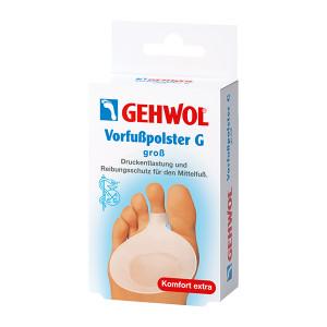 Gehwol Vorfuspolster Gros Большая гель-подушечка под стопу 2 шт