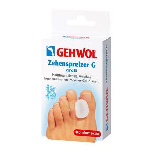 Gehwol Zehenspreizer G Gros Большой гель-корректор для большого пальца 3 шт