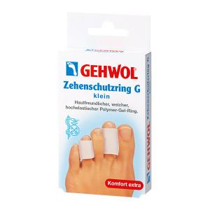 Gehwol Zehenschutzring G Klein Маленькое гель-кольцо 2 шт