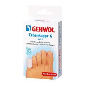 Gehwol Zehenkappe G Мini Мини гель-колпачки для защиты пальцев 2 шт