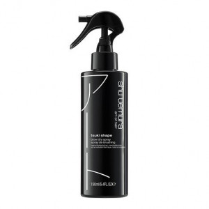 Shu Uemura Art of Hair Tsuki Shape Blow Dry Spray Термозащитный спрей легкой фиксации 190 мл
