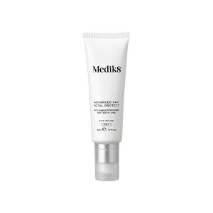 Medik8 Advanced Day Total Protect Anti-Ageing Moisturiser SPF 30 | 5* UVA Дневной защитный крем 50 мл