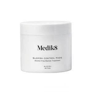 Medik8 Blemish Control Pads Ready-to-Go Clarifying Pads with 2% Salicylic Acid Без спиртовое средство от высыпаний 60 шт