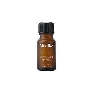 Medik8 C-TETRA Eye Lipid Vitamin C Radiance Serum Антиоксидантная сыворотка с липидным витамином С для кожи вокруг глаз 15 мл