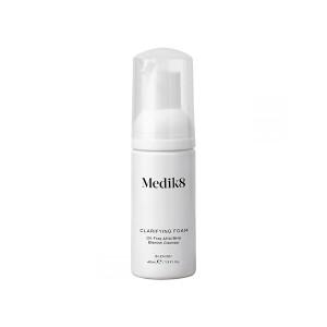 Medik8 Clarifying Foam Refreshing AHA/BHA Blemish Cleanser Безмасляное очищающее средство от высыпаний 40 мл