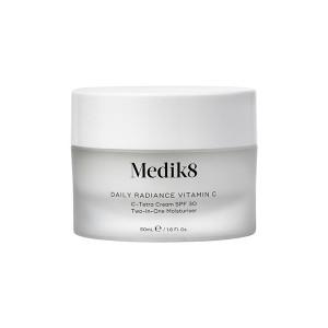Medik8 Daily Radiance Vitamin C C-Tetra Cream SPF 30 Two-in-One Moisturiser Антиоксидантный крем с SPF 30 50 мл