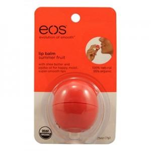 EOS Summer Fruit Smooth Sphere Бальзам для губ Летние Фрукты * В Коробочке