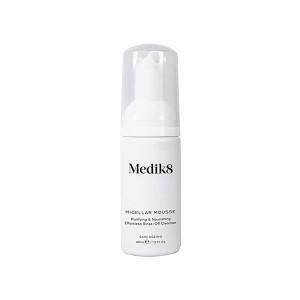 Medik8 Micellar Mousse Purifying & Nourishing Effortless Rinse-Off Cleanser Питательный мусс для очищения кожи 40 мл