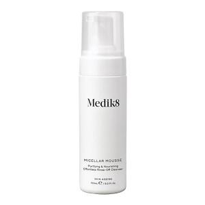 Medik8 Micellar Mousse Purifying & Nourishing Effortless Rinse-Off Cleanser Питательный мусс для очищения кожи 150 мл