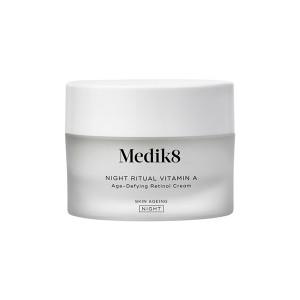 Medik8 Night Ritual Vitamin A Age-Defying Retinol Cream Антивозрастной ночной крем с ретинолом 50 мл
