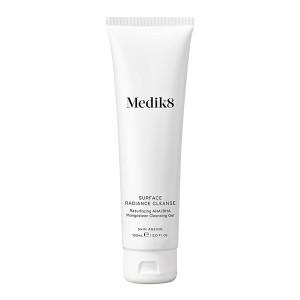 Medik8 Surface Radiance Cleanse Resurfacing AHA/BHA Mangosteen Cleansing Gel Очищающий гель для зрелой и жирной кожи 150 мл