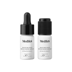 Medik8 White Balance Brightening Serum with Oxy-R & Vitamin C Сыворотка от пигментных пятен и веснушек 2 x 10 мл