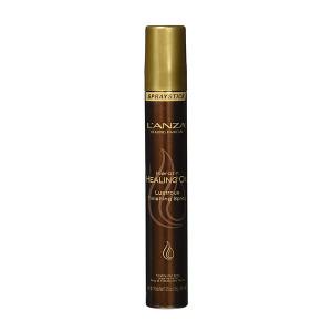 Lanza Keratin Healing Oil Lustrous Finishing Spray Универсальный фиксирующий спрей для завершения укладки 45 мл