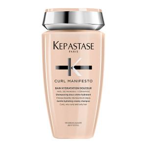 Kerastase Curl Manifesto Bain Hydratation Douceur Увлажняющий шампунь для кудрявых волос 250 мл