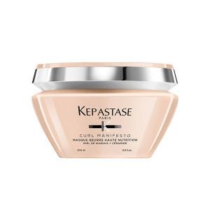 Kerastase Curl Manifesto Masque Beurre Haute Nutrition Ультрапитательная маска для кудрявых волос 200 мл