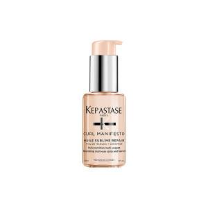 Kerastase Curl Manifesto Huile Sublime Repair Питательное сублимированное масло для волос и кожи головы 50 мл