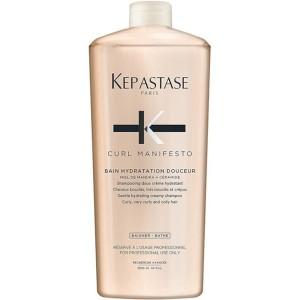 Kerastase Curl Manifesto Bain Hydratation Douceur Увлажняющий шампунь для кудрявых волос 1 л