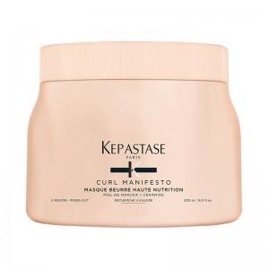 Kerastase Curl Manifesto Masque Beurre Haute Nutrition Ультрапитательная маска для кудрявых волос 500 мл